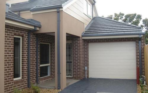 Unit Development Pascoe Vale | Implied Easements | DSP Architects